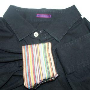 Paul Smith London Long Sleeve Dress Shirt 14.5
